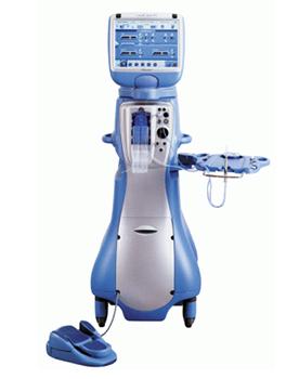 超音波白内障手術機械